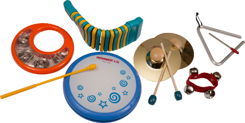 KiddyKeys Rhythm Instruments