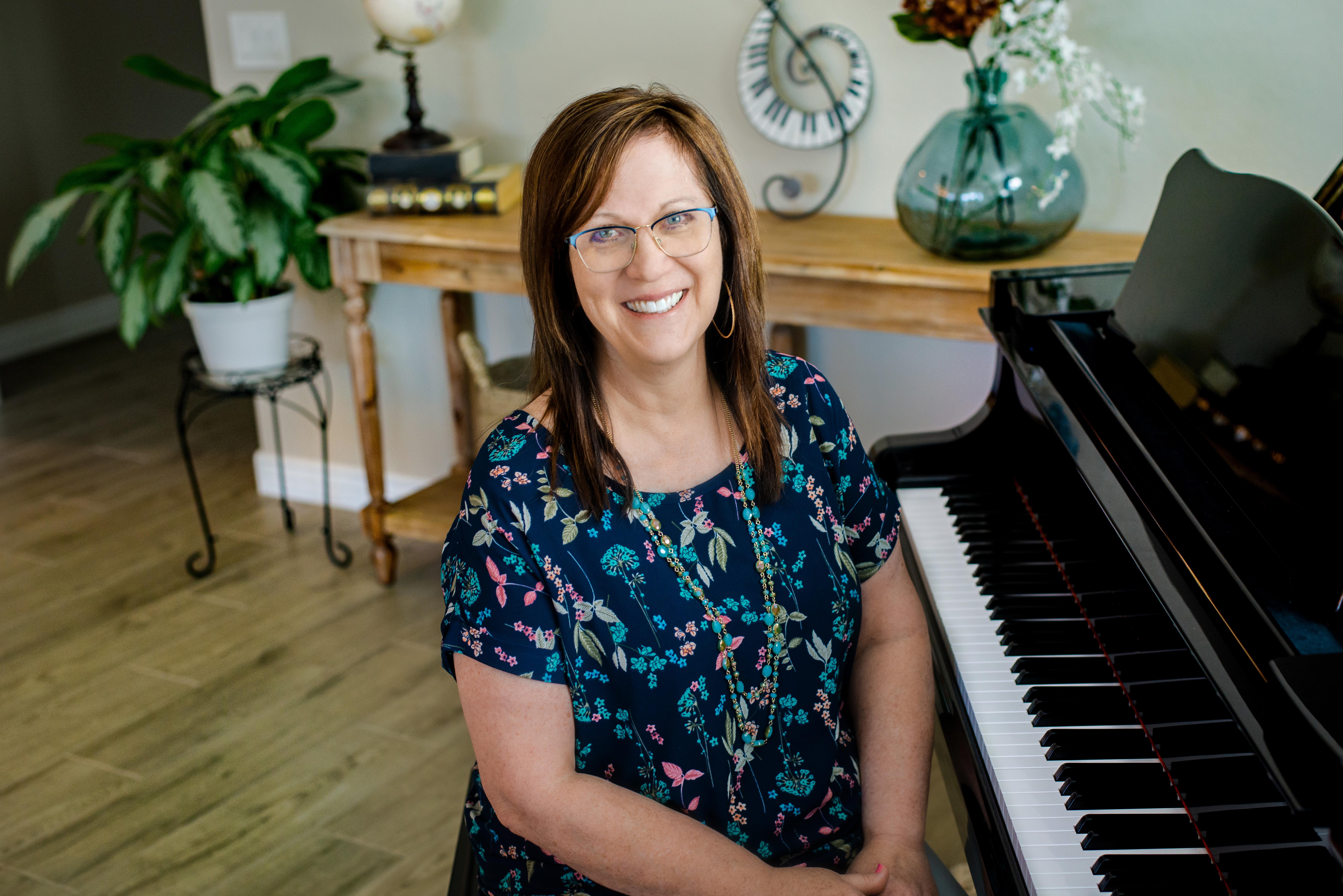 Dena Weech Dena's Piano Studio
