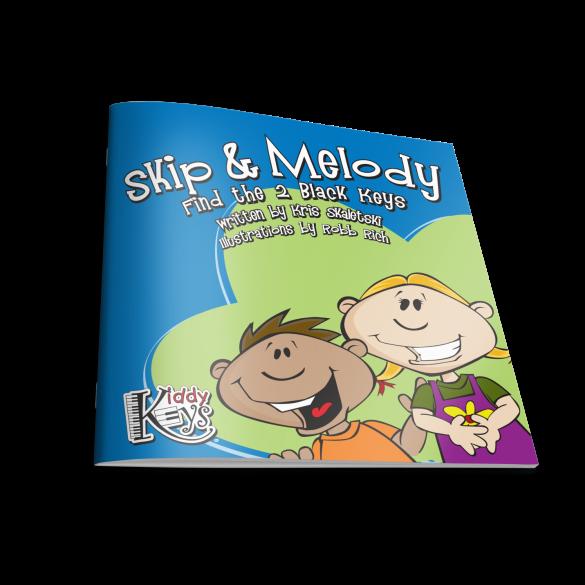 Skip & Melody find the 2 Black Keys