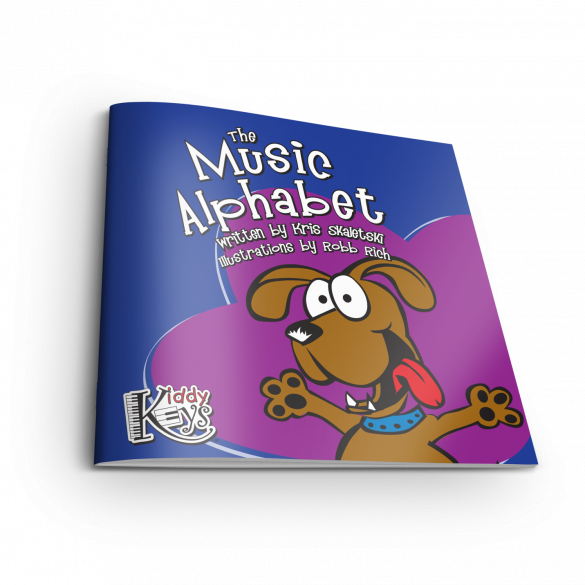 The Music Alphabet