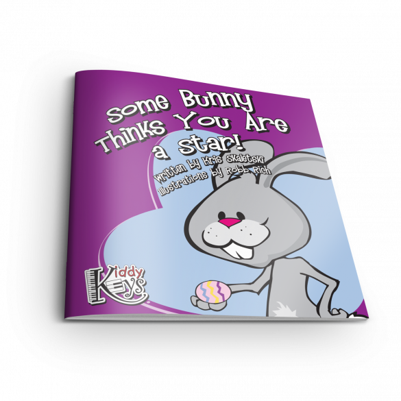 Some Bunny Thinks You Are a Star