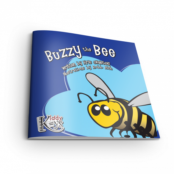 Buzzy The Bee (Concept review)