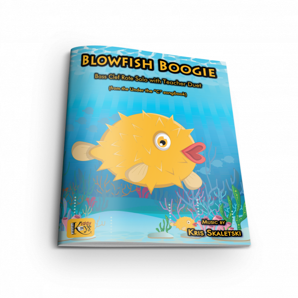 """Blowfish Boogie (single from the Under the """"C"""" songbook)"""