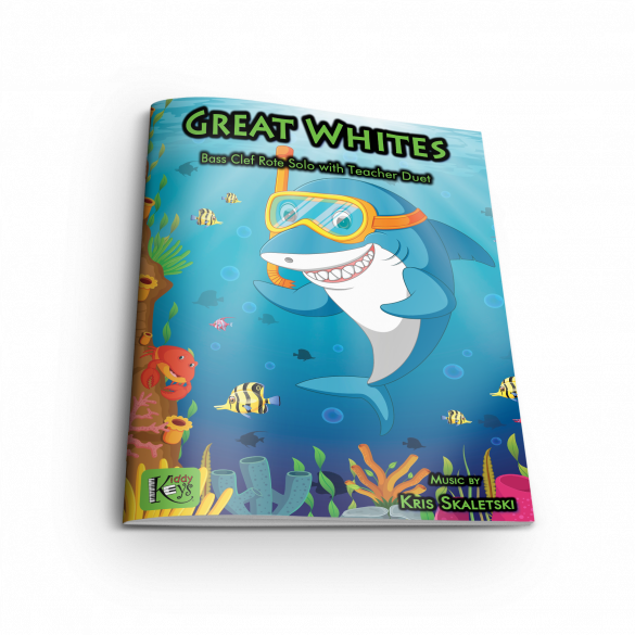 "Great Whites (single from the Under the ""C"" songbook)"