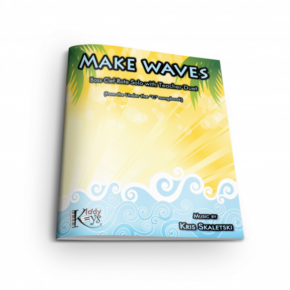 "Make Waves (single from the Under the ""C"" songbook)"