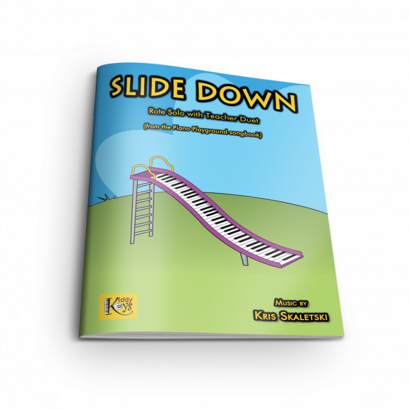 Slide Down (single from the Piano Playground songbook)