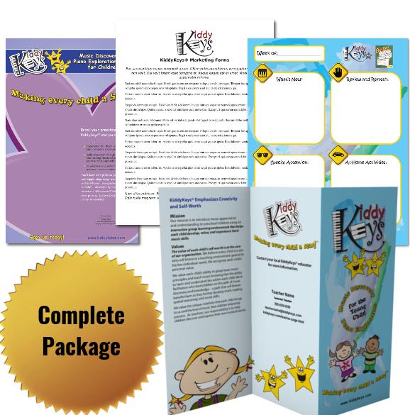 Full Marketing & Administration Package (Digital)
