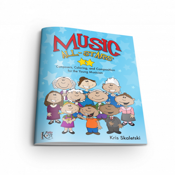 Music All-Stars Activity Book