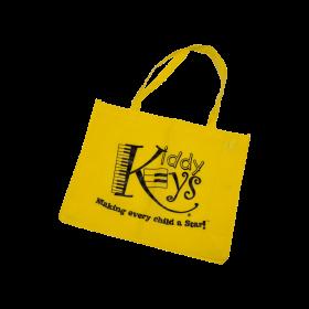 Yellow Travel & Storage Bag