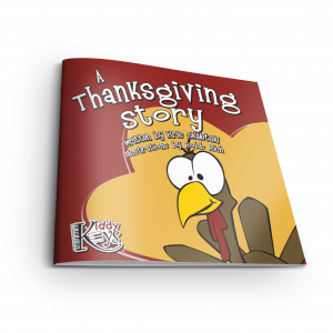 A Thanksgiving Story (Finger numbers)