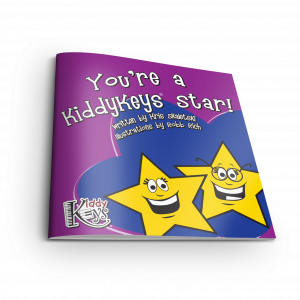 You're a KiddyKeys Star