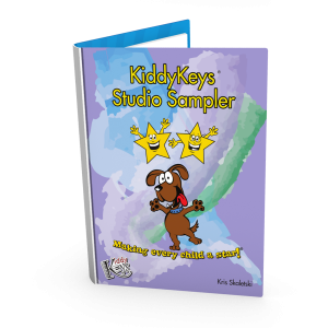 KiddyKeys Super Sampler Lesson Plans and Worksheets