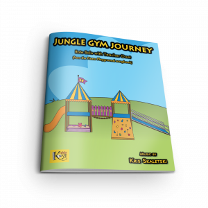 Jungle Gym Journey (single from the Piano Playground songbook)