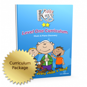 KiddyKeys Level One Curriculum