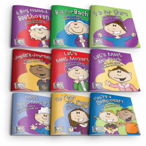 Composer Storybook Combo Pack