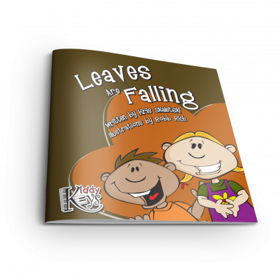 Leaves are Falling (Finger numbers)