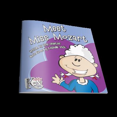Meet Miss Mozart