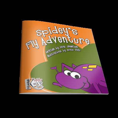 Spidey's Fly Adventure
