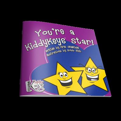 You're a KiddyKeys Star