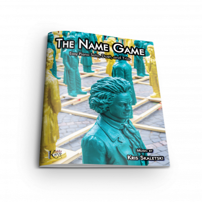 The Name Game (single from Are You Game? songbook)