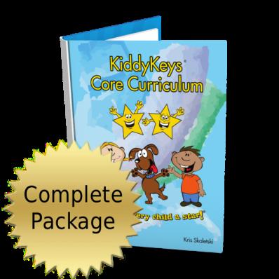 KiddyKeys Complete Studio Starter Package