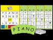 P-I-A-N-O Bingo (Level 2)