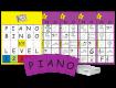 P-I-A-N-O Bingo (Level 5)